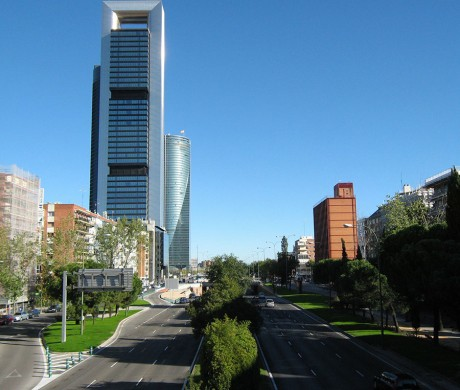 Prolongación Castellana
